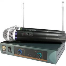 Nady DKW-Duo Dual Handheld Wireless Microphone DKW-DUO HT-P/R