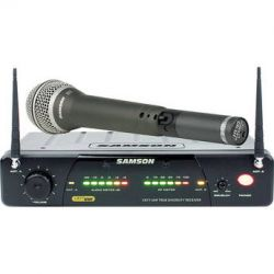Samson AirLine 77 Handheld Wireless Microphone SW7AVSHX - N6 B&H