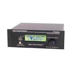Lectrosonics R400A UHF Diversity Receiver R400A-19 B&H Photo