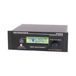 Lectrosonics R400A UHF Diversity Receiver (24) R400A-24 B&H