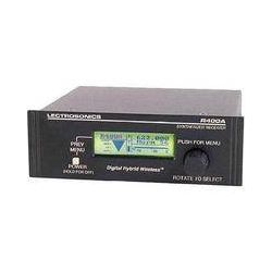 Lectrosonics R400A UHF Diversity Receiver R400A-470 B&H Photo