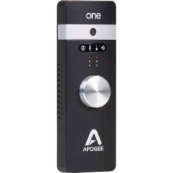 Apogee Electronics ONE USB Audio Interface for iPad ONE-IOS-MAC