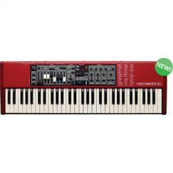 Nord Electro 4D - 61-Note Semi-Weighted Keyboard NE4D-SW61 B&H
