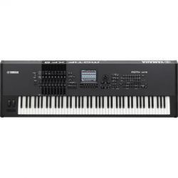 Yamaha  MOTIF XF8 Workstation Keyboard MOTIFXF8 B&H Photo Video