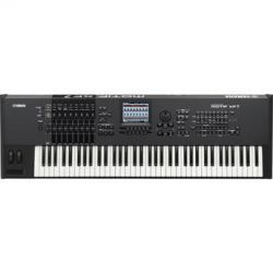 Yamaha  MOTIF XF7 Workstation Keyboard MOTIFXF7 B&H Photo Video