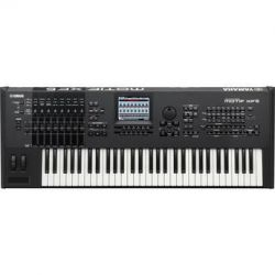 Yamaha  MOTIF XF6 Workstation Keyboard MOTIFXF6 B&H Photo Video