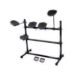 Pyle Pro Electronic Drum Set With Five Pads and Control PED03