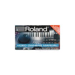 Roland MC-909VM - Video Owner's Manual for MC-909 MC-909VM B&H
