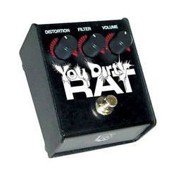 Pro Co Sound You Dirty RAT - Compact Guitar Distortion YDRAT B&H