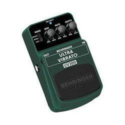 Behringer  UV300 Ultra Vibrato Pedal UV300 B&H Photo Video