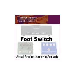 Demeter FS-2 Dual Footswitch for TGA-2-Series FS-2 B&H Photo