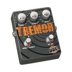 BBE Sound  Tremor Dual-Mode Tremolo Pedal TREMOR B&H Photo Video