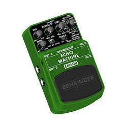 Behringer EM600 Ultimate Echo Modeling Effects Pedal EM600 B&H