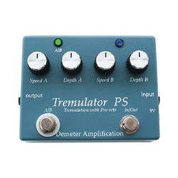 Demeter TRM-PS Tremulator PS Tremolo Pedal TRM-PS B&H Photo