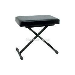 QuikLok BX-8 Height Adjustable Small Bench with Thick BX-8 B&H