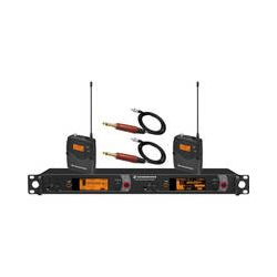 Sennheiser Dual Wireless Instrument System 2000BP2-INST-G B&H