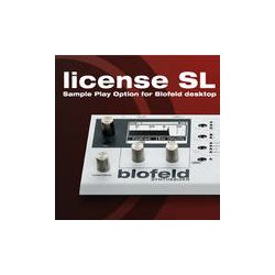 Waldorf  License SL Sample Option WDF-BXP B&H Photo Video