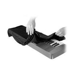 On-Stage  88 Note Keyboard Cover (Black) KDA7088B B&H Photo Video