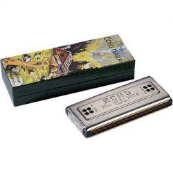 Hohner Echo 32-Hole Tremolo Harmonica (Key of Bb) 54-BB B&H