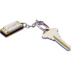 Hohner  Mini Harmonia Keychain - C 108 B&H Photo Video