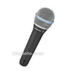 Samson Q8 - Cardioid Neodymium Dynamic Handheld Microphone SAQ8