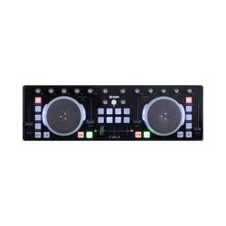 ICON Digital iDJ Touch Sensitive Scratch Wheels IDJ - BLACK B&H