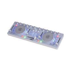 ICON Digital iDJ Touch Sensitive Scratch Wheels IDJ - WHITE B&H