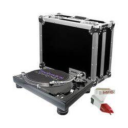 Technics SL-1210MK5 Analog DJ Turntable with Marathon Flight B&H