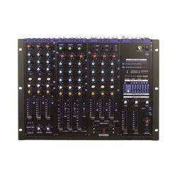 VocoPro 9 CHNL PRO KJ/DJ MIXR/DIGITL KEY CNTRL KJM-8000PRO+ B&H