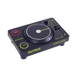 DJ-Tech CDJ-101 Mini USB CD-Style Controller CDJ-101 B&H Photo