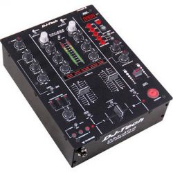 DJ-Tech  DJM-303 Twin USB DJ Mixer DJM 303 B&H Photo Video