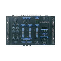 VocoPro KJ-6000 Karaoke & DJ Mixer with Digital Key KJ-6000