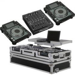 Pioneer DJM-900nexus 4-Channel DJ Mixer with Two CDJ-2000nexus