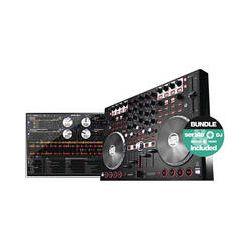 Reloop Terminal Mix 4 DJ Controller with Serato DJ TM4-DJ-VIDEO