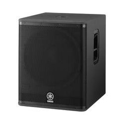 "Yamaha DSR118W 18"" 800W Active Subwoofer DSR118W B&H Photo"