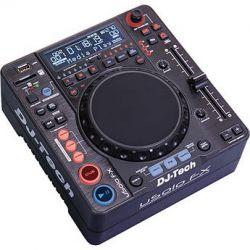 DJ-Tech uSolo FX Compact DJ Media Player and Controller USOLO FX