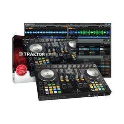 Native Instruments  Traktor Kontrol S4 MK2 22400 B&H Photo Video