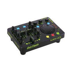 DJ-Tech Mix-101 Mini USB Workstation Controller MIX-101 B&H