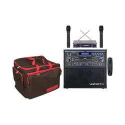 VocoPro GIGSTAR PRO II 100W Professional Vocal GIGSTAR-PRO-II