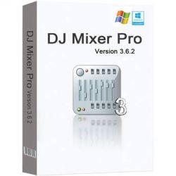 BestShareware Networks DJ Mixer Professional 3 DJMIXERW3 B&H
