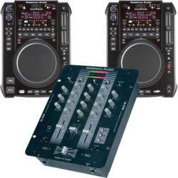 American Audio Radius 3000 DJ System RADIUS 3000 SYS B&H Photo