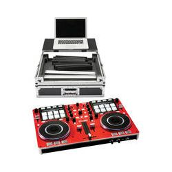 Vestax VCI-380-2 Deck Controller (Red) with Serato ITCH and B&H