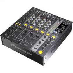 Pioneer DJM-700 - Professional Four-Channel DJ Mixer DJM-700-K