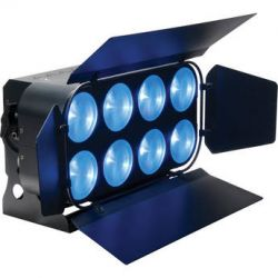 American DJ 2x2 MATRIX PNL TRI RGB LIGHT/BARNDOOR DOT524 B&H