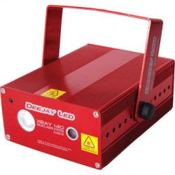 DeeJay LED  Xray 130 Micro Laser System XRAY-130 B&H Photo Video