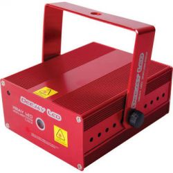 DeeJay LED Xray 120 Micro Laser System (Red) XRAY-120 B&H Photo