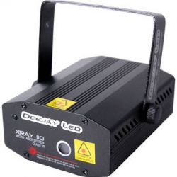 DeeJay LED  Xray 110 Micro Laser System XRAY-110 B&H Photo Video