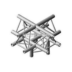 Milos M222 Trio 5 Way Leg Cross Piece - Down Leg, Apex Up ACM52