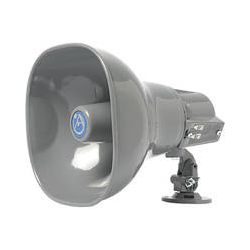 Atlas Sound AP-15 15W at 8 Ohm Horn Loudspeaker (Gray) AP-15 B&H