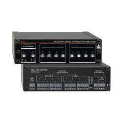 RDL RU-ADA4D - Audio Distribution Amplifier RU-ADA4D B&H Photo